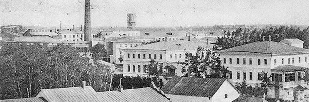 Панорама Старой Вичуги